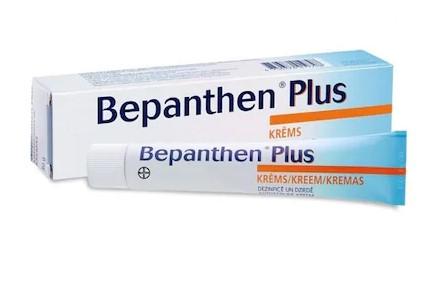 Bepanthen Plus Yüze Sürülür Mü?