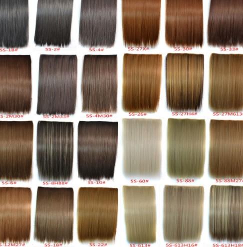 Saç boyası karışımları